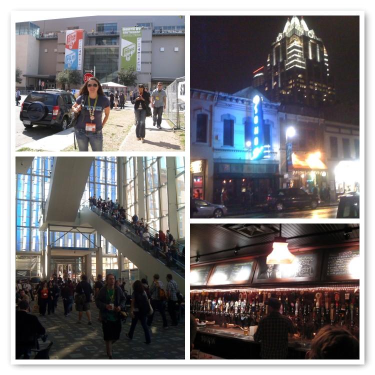 SXSW interactive & 2010 trip