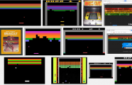 Search Atari Breakout in Google Images